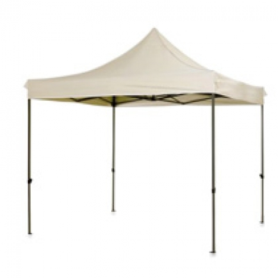 Partytent 3x3 Wit