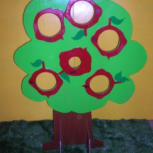 Appelboom gooien