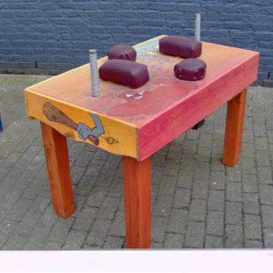 Armworstel tafel 2