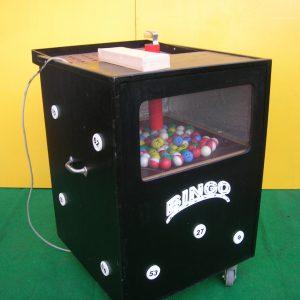 Bingomachine Elektrisch