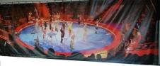 Circus decordoek 1