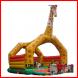 Feestcentrale springkussen Giraf groot