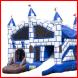 Feestcentrale springkussen kasteel