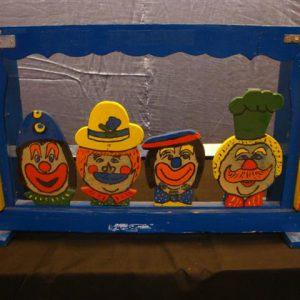 Koppen Gooien Clown 3