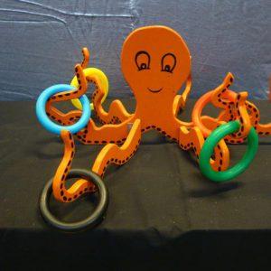Octopus Ringwerpen