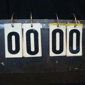 Scorebord-Algemeen