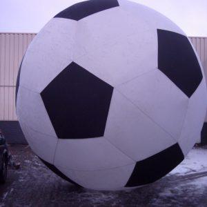 Voetbal Blikvanger
