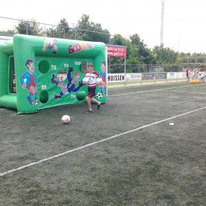 Voetbal Schietwand