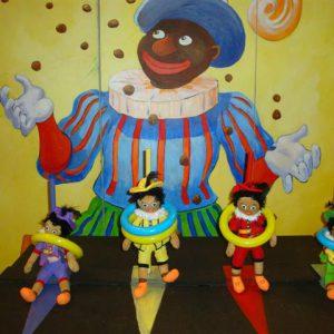 Zwarte Pieten Ringgooien