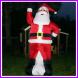 feestcentrale kerstman