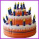 feestcentrale taart