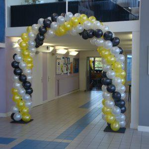 Ballonnenboog Voorbeeld 6