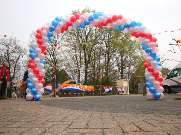 Ballonnenboog Voorbeeld17