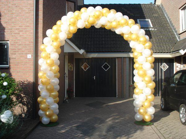 Ballonnenboog Voorbeeld5