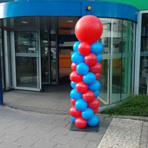 Ballonpilaar Voorbeeld5