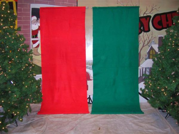 Banier Rood & Groen