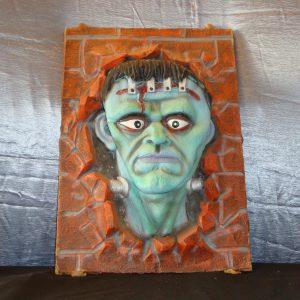 Frankenstein 3D zetstuk