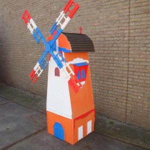 Hollandse Molen decoratie