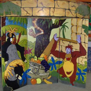 Jungle-decor-aap-4a-Medium