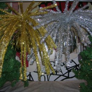 Kerstdecoratiebal