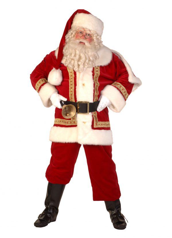 Kerstman Luxe