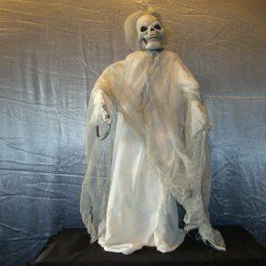 Spook skelet staand
