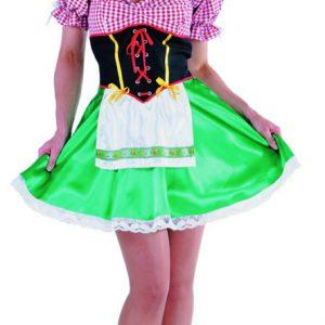 Tirol vrouw kort