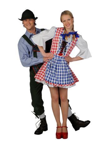 afbeelding tiroler kleding