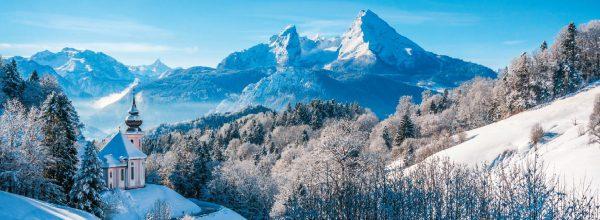 Winterlandschap 5