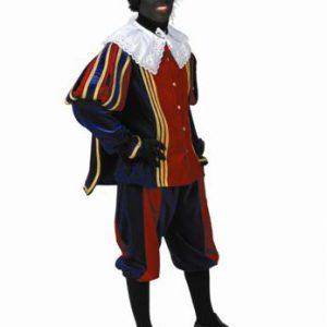 Zwarte Piet Luxe compleet