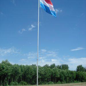 vlaggenmast
