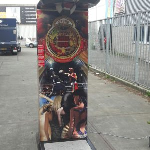 Boksbal Automaat