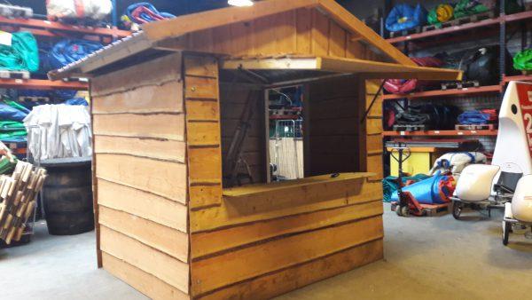 Kersthuisje / Apres Ski Huisje 2 x 2,5 meter