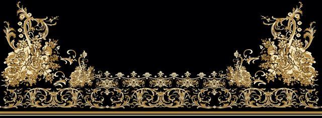 Decordoek Barok
