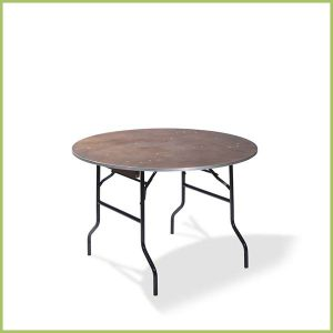 Ronde buffettafel Inklapbare buffettafel Ronde tafel Inklapbare tafel