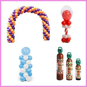 Ballonnen- en Heliumverkoop Ballondecoraties
