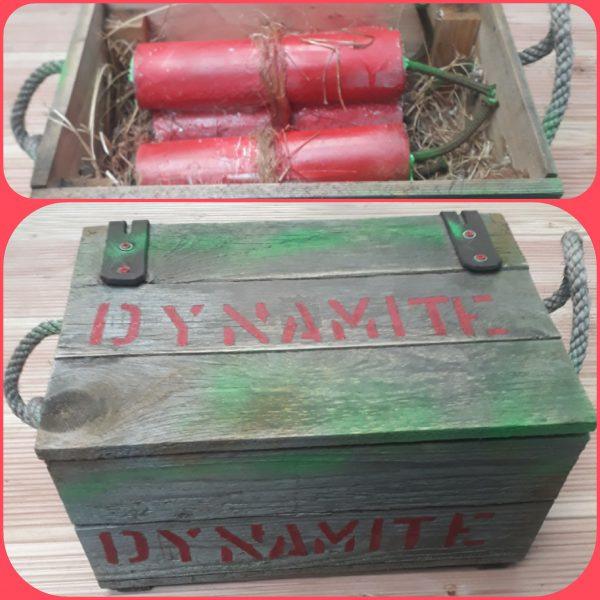Kistje met Dynamite