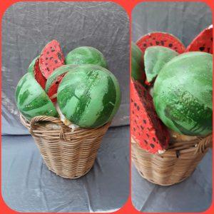 Mand Watermeloen