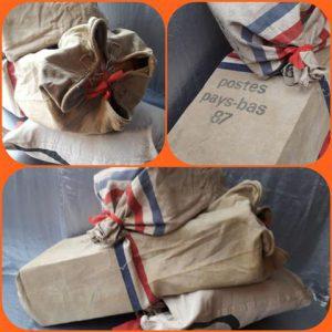 Postzakken set van 3 stuks