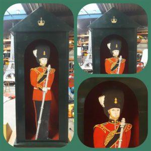 Engelse wacht Englisch Guard