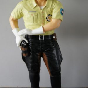 USA Politie Agent