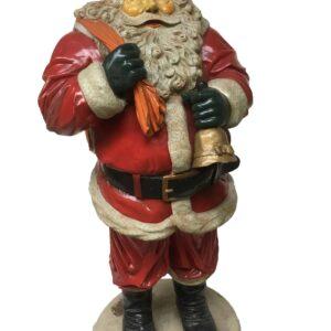 Kerstman groot beeld 230 cm